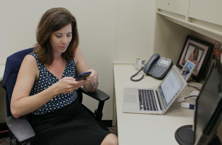 Charli Working for Houston image