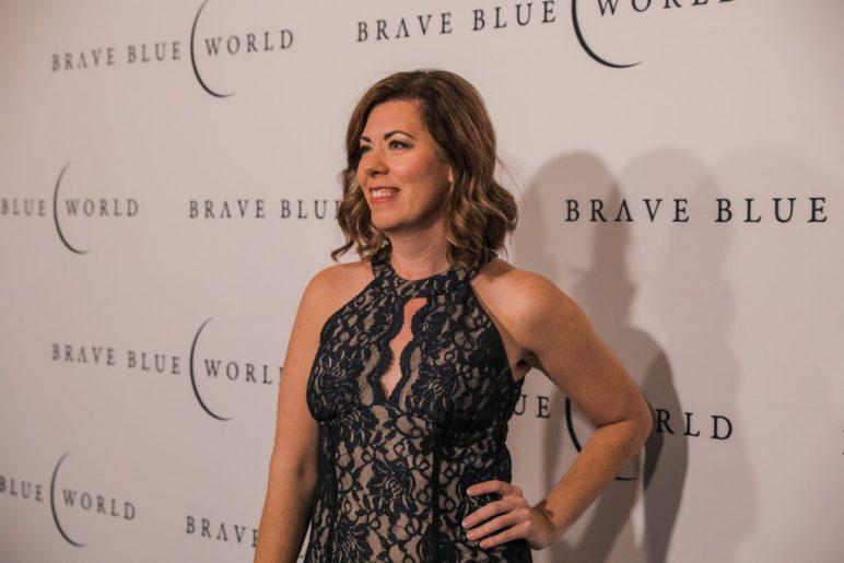 Charli at Brave Blue World